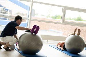 Fysioterapi, gravidetræning, pilates træning